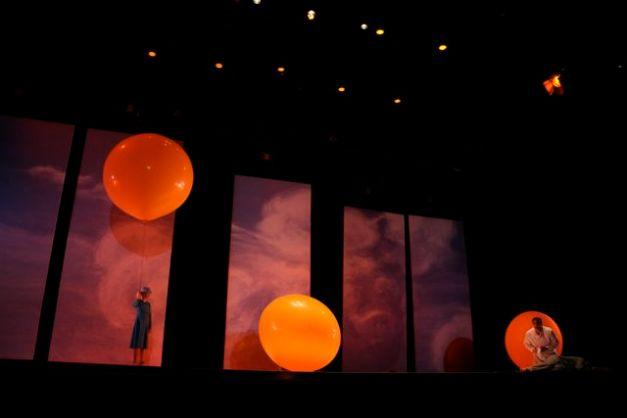 L'amour des trois Oranges S. Anglade C Chestier E Blosse