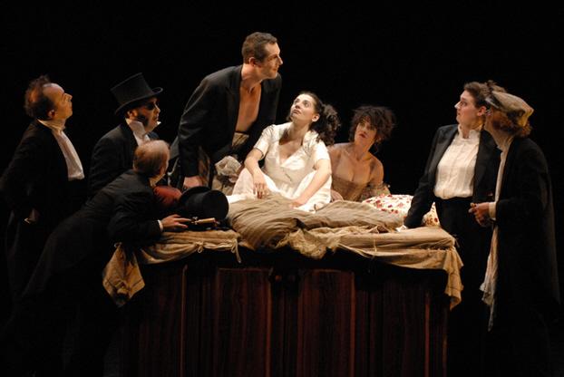 le Médecin malgré lui Gounod Anglade Chestier Blosse