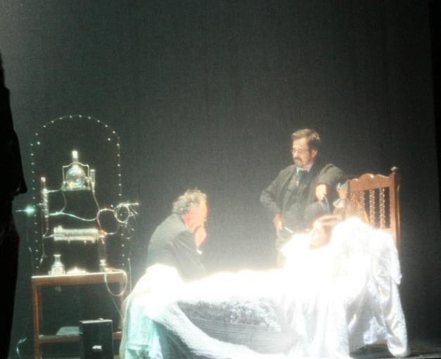 Dracula Intérieur Nuit