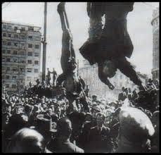 Claretta Petacci et de Benito Mussolini3