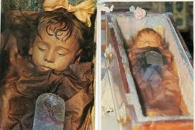 Rosalia Lombardo- l'enfant momie